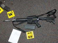 """Круз, убивший 17 человек во Флориде, использовал винтовку AR-15 - ту же, что и массовые убийцы в клубе Орландо, кинотеатре Авроры и школе """"Сэнди Хук"""""""