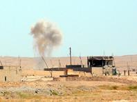 Коалиция во главе с США нанесла авиаудары по позициям проправительственных сил Башара Асада в Сирии