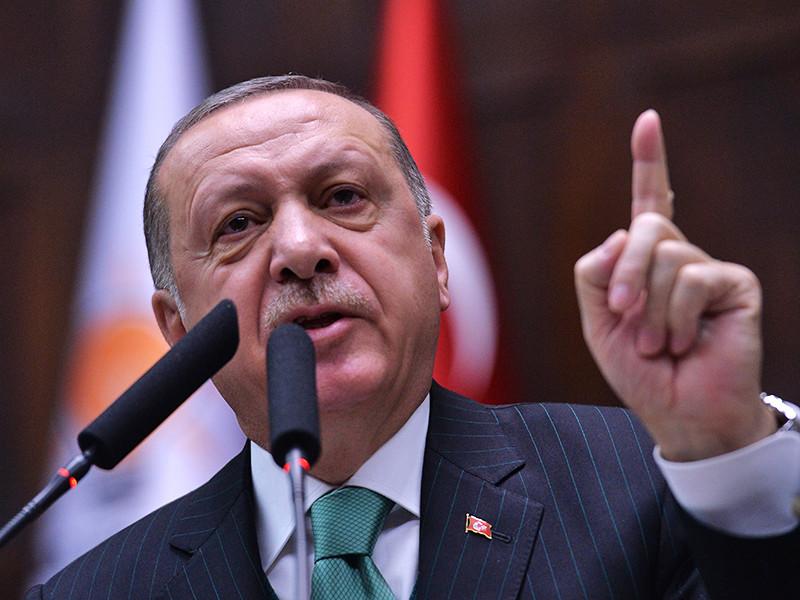Эрдоган в разговоре с Путиным пригрозил сирийским властям последствиями за сотрудничество с курдами