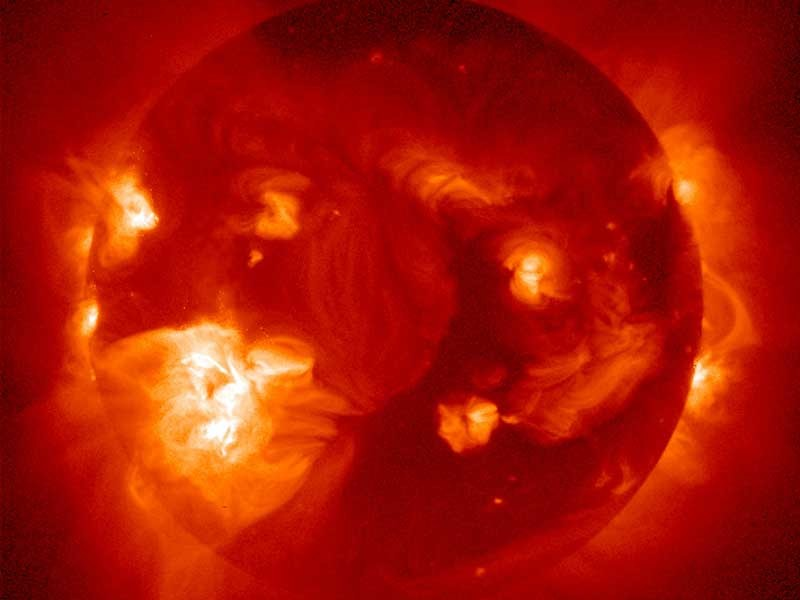 Ученые зафиксировали слабую магнитную бурю, которая произошла на Земле утром 19 февраля. Об этом говорится на сайте Лаборатории рентгеновской астрономии Солнца Физического института им. П.Н. Лебедева РАН (ФИАН)