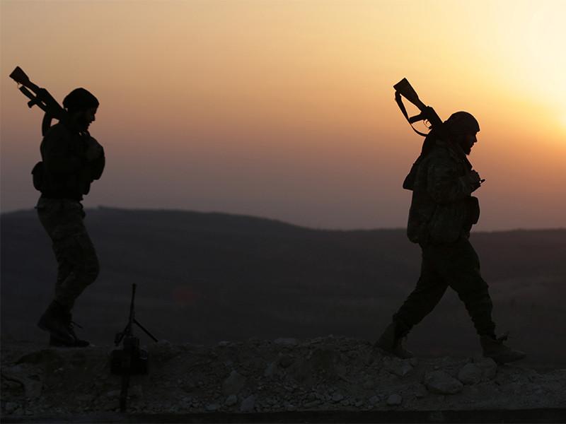 В Африне за сутки погибли 11 турецких военных, сообщили в Генштабе