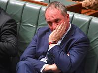 Австралийцы хотят отставки вице-премьера, от которого забеременела бывшая подчиненная