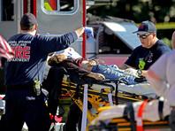 В интернете появилось видео из школы во Флориде, где бывший ученик расстрелял 17 человек