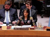 """Постпред США при ООН назвала российские власти """"режимом Путина"""". Ее уже обвинили в нарушении норм дипломатического приличия"""