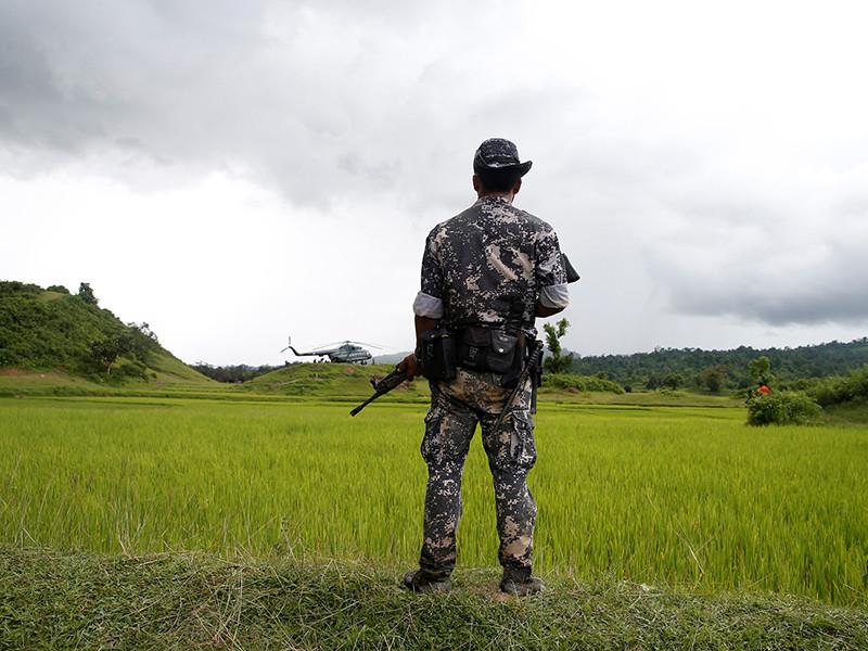 """Госдепартамент США в четверг, 1 февраля, заявил о """"глубокой обеспокоенности"""" в связи с появившейся информацией об обнаружении массовых захоронений мусульман-рохинджа в штате Ракхайн в Мьянме, где военных обвиняют в гонениях на представителей этого национального меньшинства"""