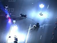 Кортеж премьера Канады попал в аварию в Калифорнии (ВИДЕО)