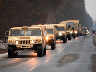 """WSJ: США готовят  условия для  оперативной переброски в Европу еще  30 тысяч солдат  НАТО на случай  """"ползучей аннексии"""" со стороны России"""