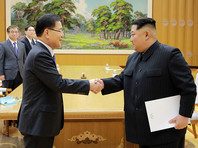 Делегация Южной Кореи заявила о достигнутом прогрессе в переговорах с главой КНДР: он вспомнил, что о денуклеаризации мечтал еще его отец