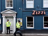 Скрипаль и его спутница почувствовали себя плохо, предположительно, после обеда в ресторане итальянской кухни Zizzi