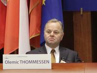 Глава парламента Норвегии подал в отставку из-за допущенного им перерасхода бюджета