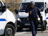 Водитель пытался протаранить группу военнослужащих на юге Франции