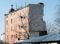 В польском городе Познань произошел взрыв газа в жилом доме