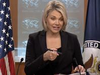 Россия, как морское чудовище с длинными  шупальцами,  продолжит вмешиваться в выборы по всему миру, заявили в Госдепе США