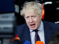 С этим согласился министр иностранных дел королевства Борис Джонсон
