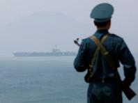 Дразня китайского дракона: один из крупнейших авианосцев США причалил  к берегу  Вьетнама впервые со времен войны
