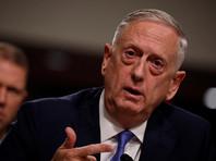 Глава Пентагона Джеймс Мэттис предостерег власти в Дамаске от использования химоружия