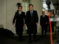 Официальный советник по нацбезопасности Южной Кореи Чон Ый Ён объявил о том, что президент США принял приглашение северокорейского лидера двусторонние переговоры.