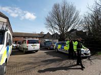 В Великобритании второй полицейский после химатаки в Солсбери обратился за медицинской помощью