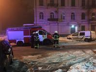 В центре Киева из гранатомета расстреляли ресторан