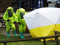 Британские власти решили направить военных для помощи в  расследовании отравления Скрипаля