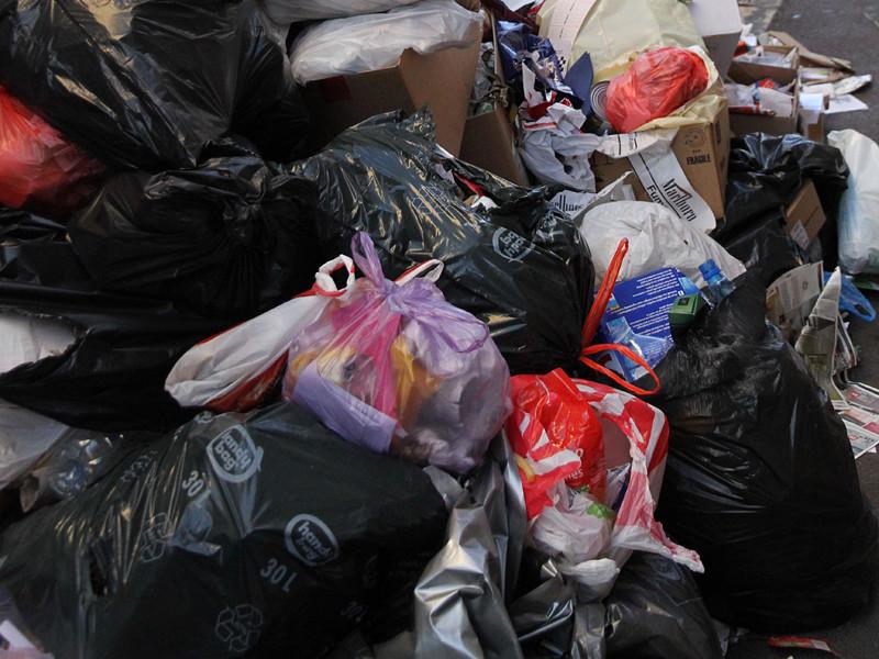 Власти Франции обеспокоены проблемой увеличения количества мусора на границе страны с Швейцарией