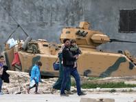 Турецкую армию обвинили в обстреле госпиталя в Африне