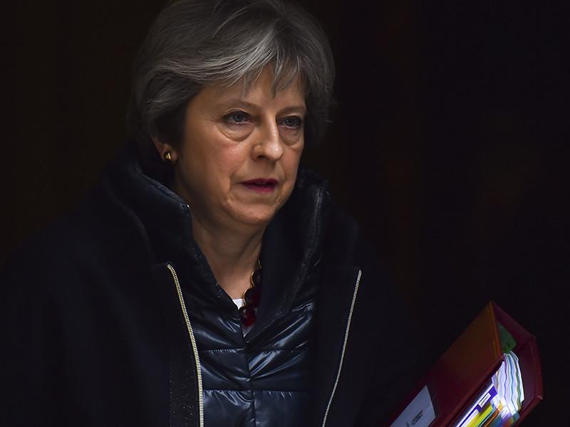 """СМИ опубликовали презентацию Лондона о """"деле Скрипаля"""", убедившую западные страны выслать российских дипломатов"""" />"""