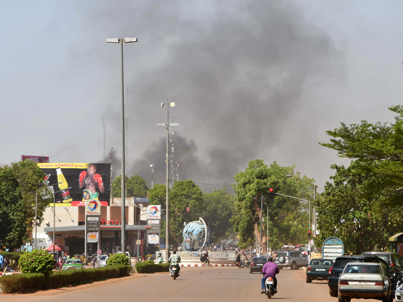 Нападение на посольство Франции в Буркина-Фасо: четыре боевика убиты