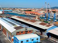 В итальянском порту Ливорно произошел взрыв: два человека погибли