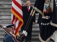 Пентагон исключил участие танков в заказанном Трампом военном параде
