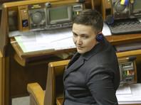 """Савченко рассказала о """"приказах"""" администрации президента Порошенко по ее ликвидации"""