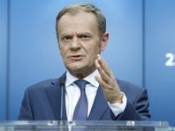 """Председатель Европейского совета Дональд Туск тем временем объявил, что всего 14 стран-членов Евросоюза приняли решения о выдворении российских дипломатов из-за """"дела Скрипаля"""""""
