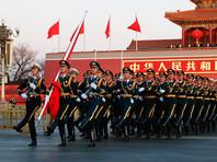 Китай увеличит военный бюджет на 8,1% - до 1,11 триллиона юаней