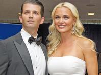 Жена Дональда Трампа - младшего подала на развод, не выдержав  нового витка  расследования о  русских связях семьи президента