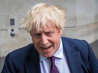 """Борис Джонсон считает позицию России по расследованию химатаки в Солсбери """"все более странной"""""""