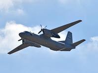 Крушение военного Ан-26 в Сирии могло произойти из-за ошибки пилотирования