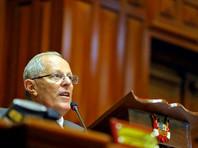 Президент Перу за день до голосования по импичменту объявил о своей отставке