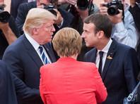 """Лидеры ФРГ, Франции, США и Великобритании потребовали от РФ раскрыть программу """"Новичок"""""""