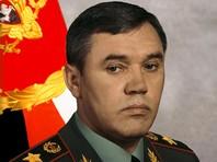 РБК: начальник Генштаба РФ находился на авиабазе Хмеймим в Сирии в день крушения Ан-26