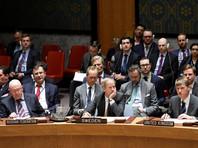 Британия и США на заседании Совбеза ООН обвинили РФ в нарушении Конвенции о запрещении химоружия