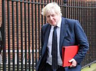 """Глава МИД Британии Джонсон называет меры Москвы """"тщетными"""" и вредными для россиян"""