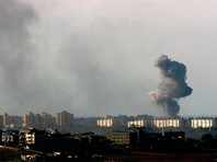 Израильские ВВС атаковали цели в секторе Газа