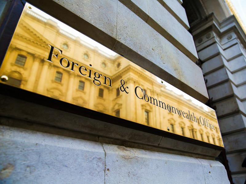 """Министерство иностранных дел Великобритании назвало действия России по высылке дипломатов """"прискорбными"""""""