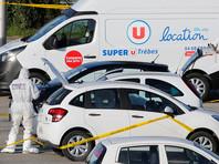 В атакованном террористом французском супермаркете нашли три бомбы