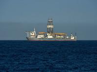 Турция направляет буровое судно на газовое месторождение на шельфе Кипра