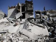 За последние 48 часов в пригороде Дамаска Восточная Гута погибло более 100 человек. Причиной жертв стали столкновения, авиаудары и обстрелы