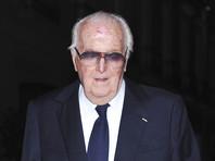 Во Франции на 92-м году жизни скончался модельер Юбер де Живанши