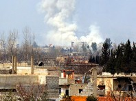 """МИД Сирии заявил о подготовке """"инсценировки"""" химатаки в Восточной Гуте"""