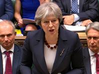 """Мэй огласила ответ Британии на химатаку РФ: вышлют 23 дипломата, будут замораживать госактивы РФ и примут еще ряд """"секретных мер"""""""