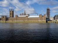 В Вестминстерском дворце нашли неизвестное вещество: два человека госпитализированы